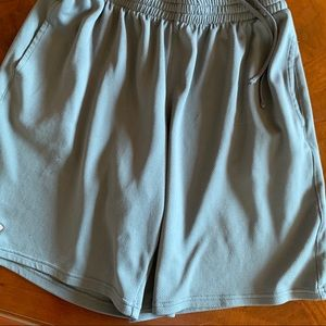 Under Armour Gray shorts.